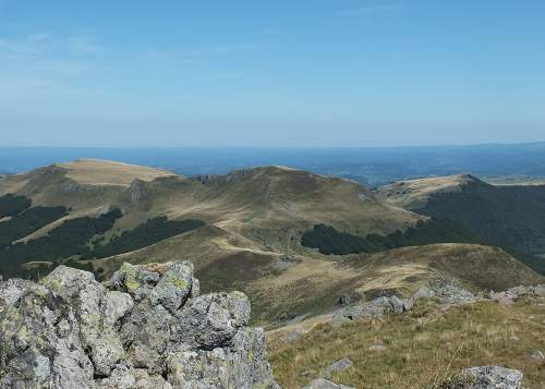 Cantal volcanoes